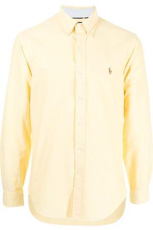Polo Ralph Lauren Men Polo Shirts - Polo Pony embroidered Oxford shirt