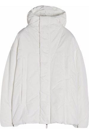 OFF-WHITE Men Parkas - Padded hooded parka