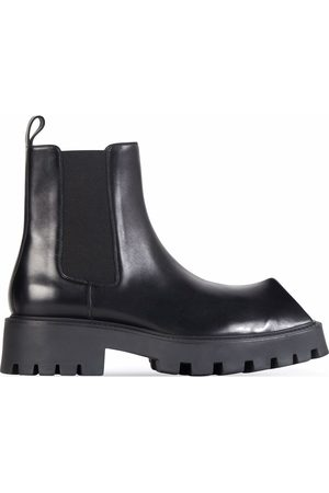 Balenciaga Men Ankle Boots - Rhino ankle boots