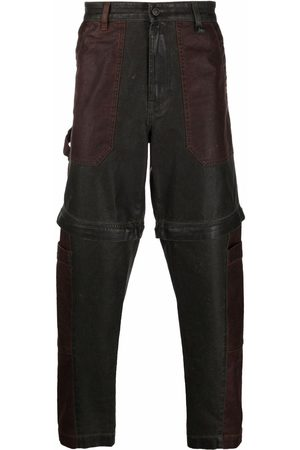 Diesel Tapered utility trousers