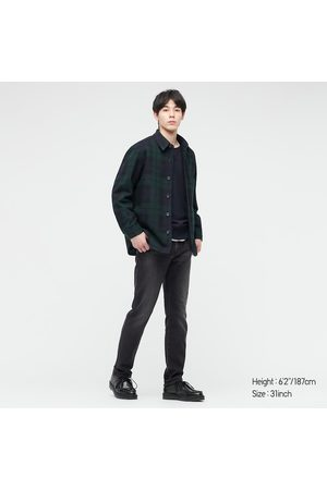 UNIQLO Men's Slim-Fit Jeans, , 27 in.