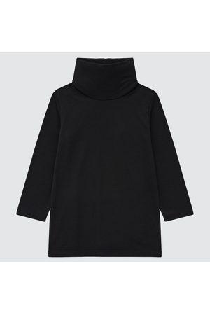 UNIQLO Long Sleeve - Toddler HEATTECH Turtleneck Long-Sleeve T-Shirt, , Ages 12-18M