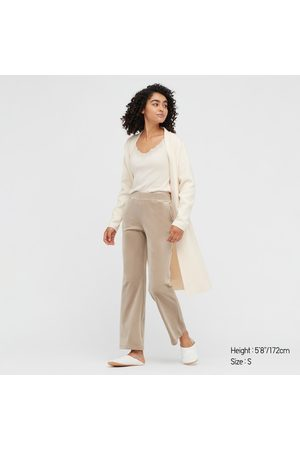 UNIQLO Women Stretch Pants - Women's Ultra Stretch Smooth Pants, , XS