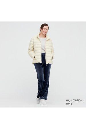 UNIQLO Women's Ultra Stretch Smooth Pants, , XS