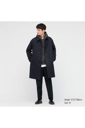UNIQLO Men Coats - Men's Balmacaan Coat, , XXS