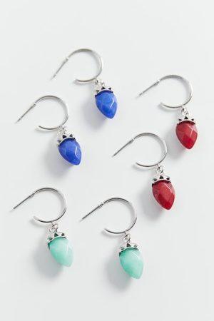Urban Outfitters Women Hoop - Rachel Charm Hoop Earring Set