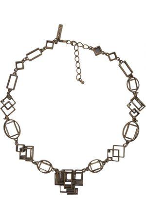 Oscar de la Renta Yellow necklace