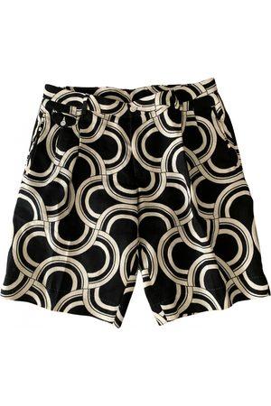 Dolce & Gabbana Linen bermuda