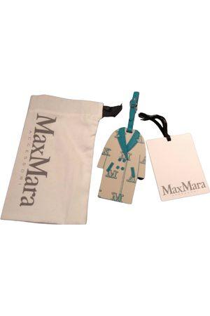 Max Mara Atelier leather key ring