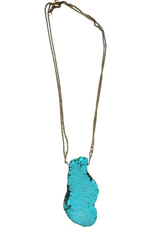Anthropologie Crystal necklace