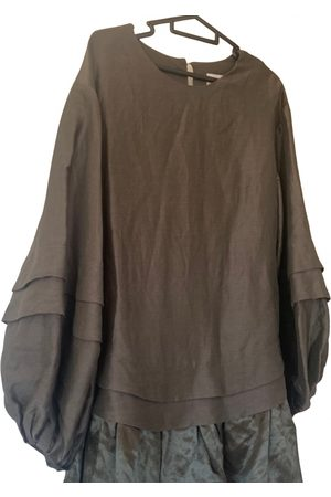 Aje Linen mini dress
