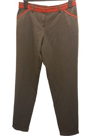 NATHALIE CHAIZE Chino pants
