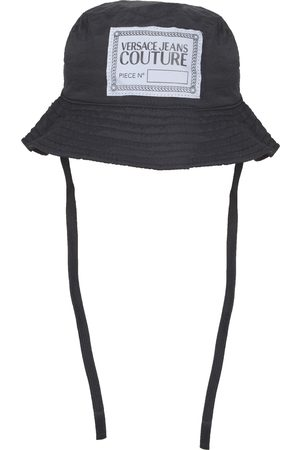 VERSACE Cappello bucket in nylon