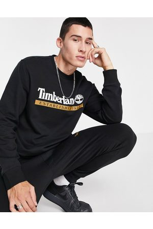 Timberland Established 1973 crew neck sweatshirt in