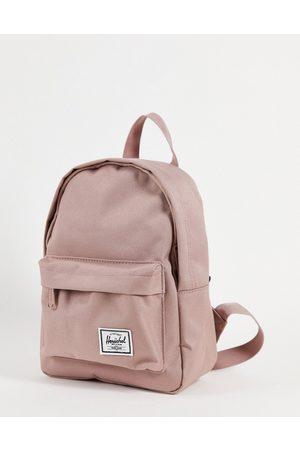 Herschel Supply Co Herschel classic mini backpack in ash rose