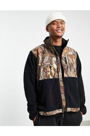 The North Face Retro 95 Denali fleece jacket in camo