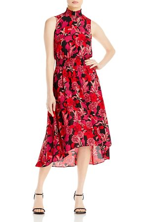 Nanette Lepore Floral Sleeveless Smock Neck Dress (73% off) Comparable value $128