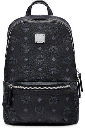 MCM Klassik Visetos Small Sling Bag