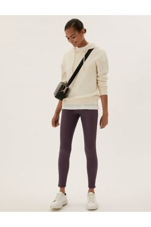 Marks & Spencer Faux Leather High Waisted Jeggings