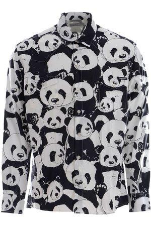 Dolce & Gabbana Pandas Long Sleeve Shirt 39