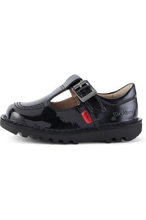 Kickers Flat Shoes - Kids' Kick T Patent Flat Shoes