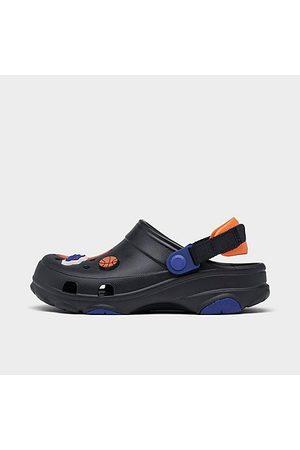 Crocs Clogs - Kids' Toddler X Space Jam Classic All-Terrain Clog Shoes Size 4.0