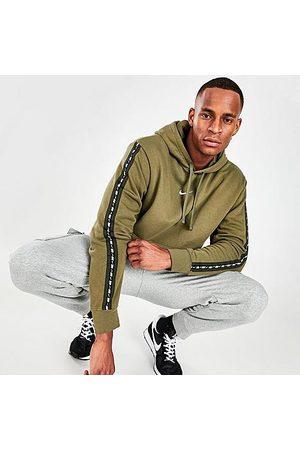 Nike Men Hoodies - Men's Sportswear Fleece Pullover Hoodie Size X-Small 100% Cotton/Polyester/Fleece