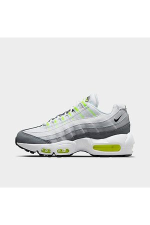 Nike Casual Shoes - Big Kids' Air Max 95 Recraft Casual Shoes in / Size 4.0 Leather