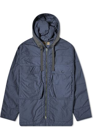NIGEL CABOURN Quilted Parka