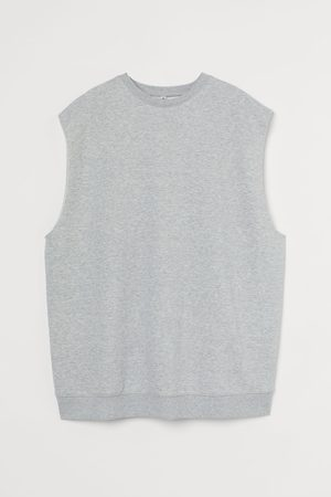 H&M Sleeveless Sweatshirt