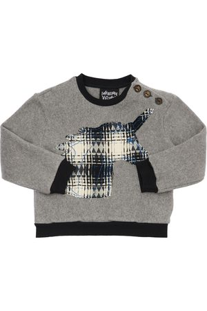 INFANTIUM VICTORIA Unicorn Organic Cotton Sweatshirt