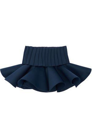 NIKOLIA Girls Skirts - Pleated Neoprene Skirt