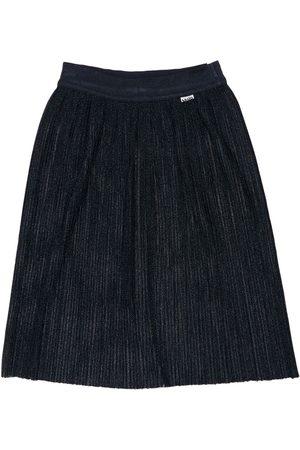 Molo Glitter Plissé Skirt