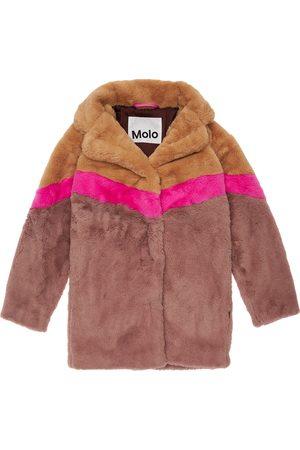 Molo Faux Fur Coat