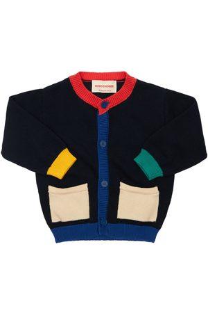 Bobo Choses Organic Cotton Knit Cardigan