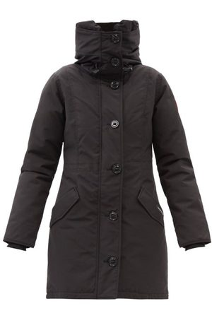 Canada Goose Rossclair Hooded Down Parka - Womens