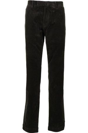 Polo Ralph Lauren Men Straight - Straight-leg corduroy trousers - Grey