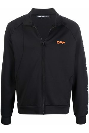 OFF-WHITE Men Sports Jackets - Active track jacket