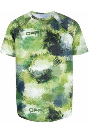 Off-White Men T-shirts - Active short-sleeve T-shirt