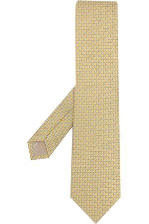 Salvatore Ferragamo Men Bow Ties - Animal-pattern tie