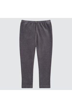 UNIQLO Baby Full-Length Leggings, Gray, Ages 6-12M