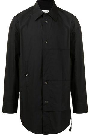 WOOYOUNGMI Men Casual - Oversized shirt jacket