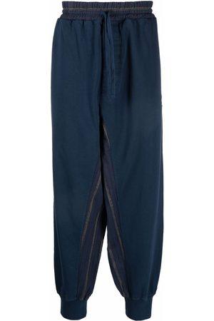 Vivienne Westwood Men Sweatpants - Logo-embroidered track pants