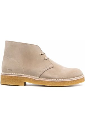 Clarks Lace-up ankle boots - Neutrals