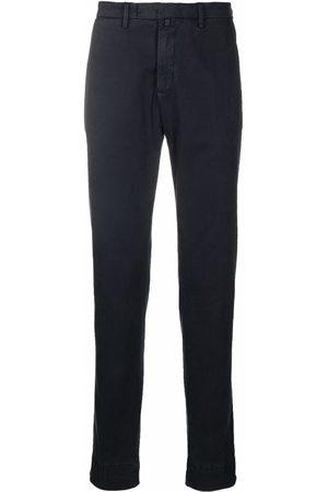 BRIGLIA Slim-fit chino trousers