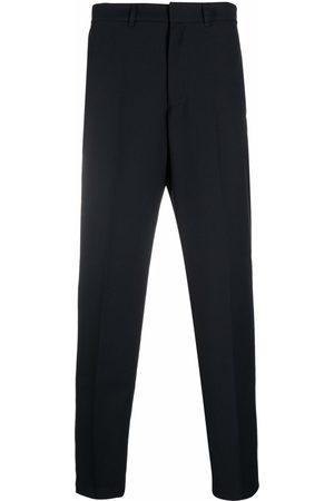 Armani Pressed-crease trousers