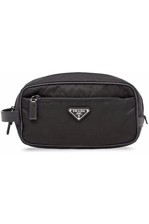 Prada Men Toiletry Bags - Re-Nylon wash bag