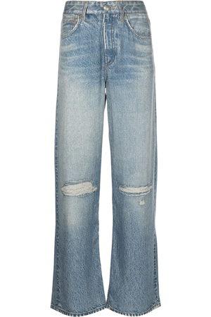 RAG&BONE Liquid Miramar ripped jeans