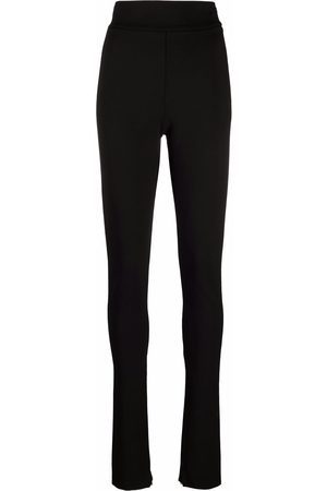 The Andamane Women Skinny Pants - High-waisted skinny trousers