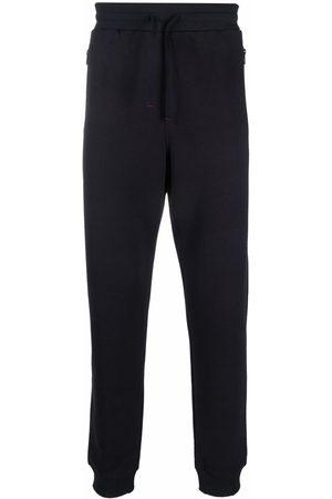 FAY Men Sweatpants - Logo patch joggers